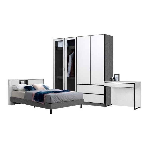 Bedroom/Paris6'&WE180/Wlinen
