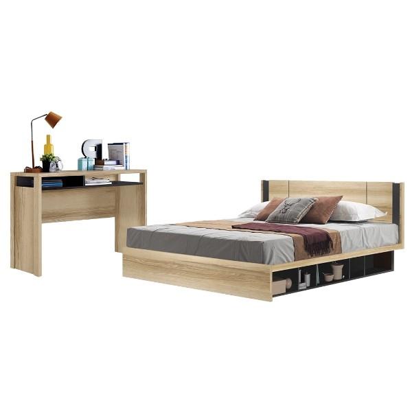 Bedroom/Patinal5'&UrbaniDK110/LBO-Grey