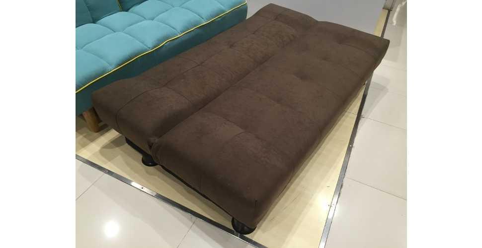 Aston โซฟาผ้า สีน้ำตาล ขนาด 180 ซ.ม. สไตล์โมเดิร์น