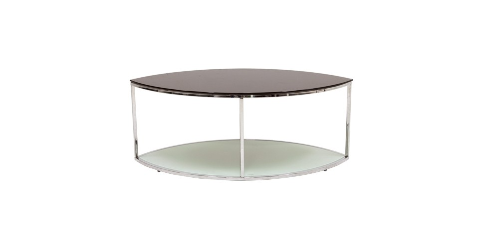 Gamo โต๊ะกลาง สีขาว ขนาด 110 ซ.ม. สไตล์โมเดิร์น
