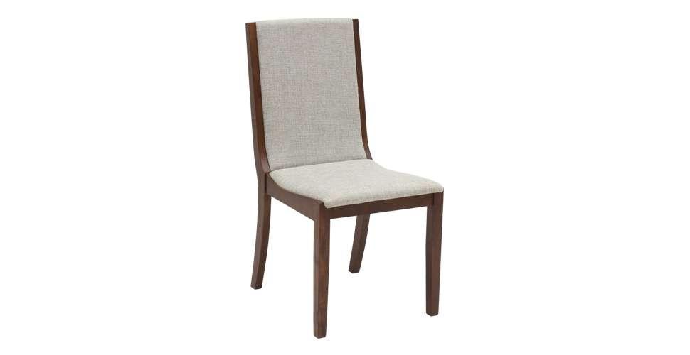 Sayhi เก้าอี้ทานอาหาร สีวอลนัท ขนาด 44 ซ.ม. สไตล์โมเดิร์น