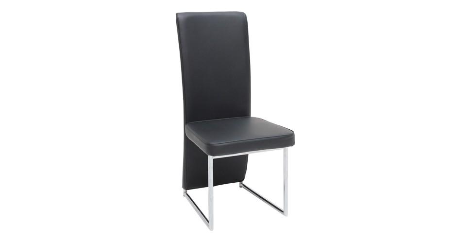Tone เก้าอี้ทานอาหาร สีดำ ขนาด 44 ซ.ม. สไตล์โมเดิร์น