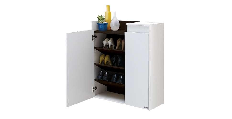 Urbani ตู้เก็บของ สีขาว ขนาด 80 ซ.ม. สไตล์โมเดิร์น