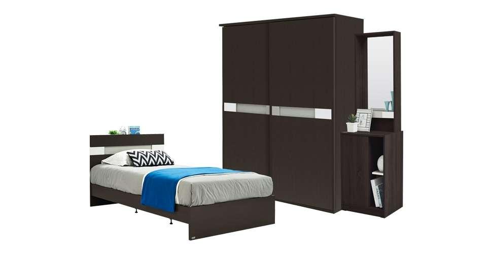 ชุดห้องนอน ขนาด 3.5 ฟุต รุ่น Harper