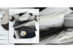 ชุดผ้าปูที่นอน+ผ้านวม